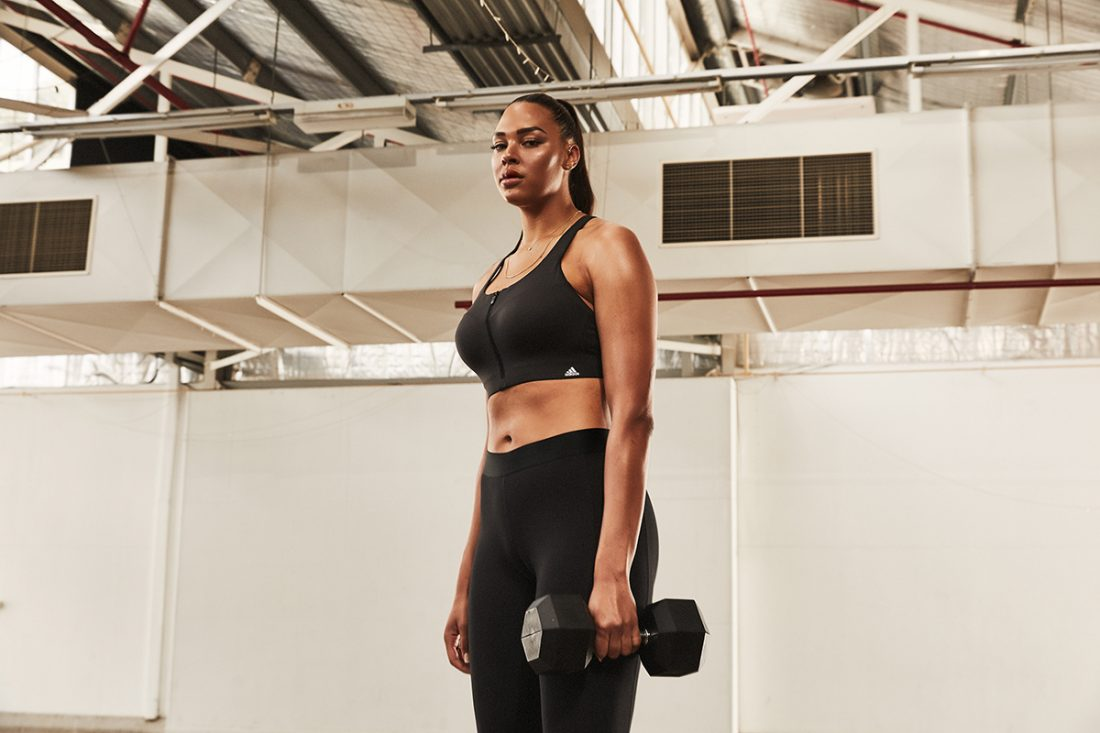 Liz Cambage, Ren Pidgeon, Adidas, Fashion, Fashion Photographer, Australian Fashion Photographer, Best Australian Fashion Photography