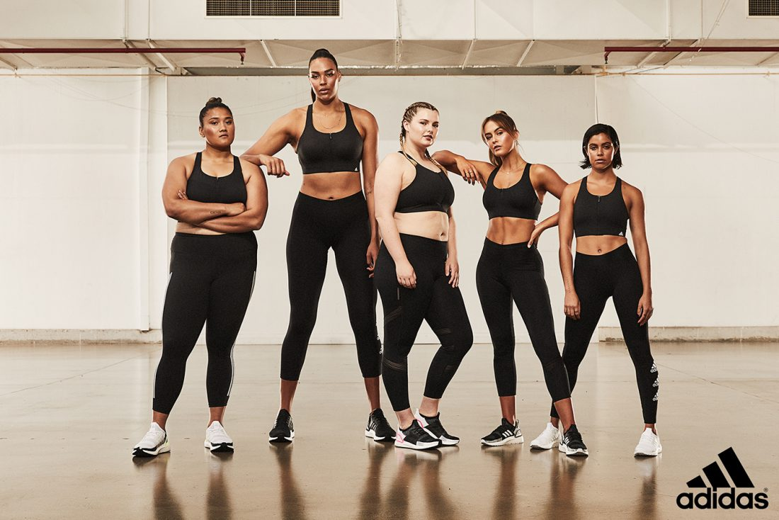 Steph Claire Smith, Liz Cambage, Mimi Elashiry, Ren Pidgeon, Adidas, Fashion, Fashion Photographer, Australian Fashion Photographer, Best Australian Fashion Photography